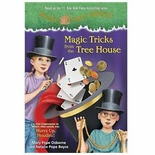 Magic Tricks from the Tree House: A Fun Companion to Magic Tree House #50: Hurry