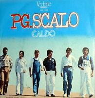 "P.G. SCALO  7""  AEROPLANI  / CALDO - ITALY 1978 OBSCURE  ITALIAN POP-PROG"