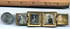Rare ~ Early Compact Photo Frame ~ Lovely!