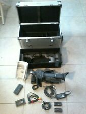 Sony HDR-FX1 3CCD HDV 1080i MiniDV Handycam with case & accessories camcorder