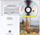 MATT BERRY ONE BY ONE RARE 1 TRACK PROMO CD