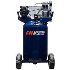 Campbell Hausfeld 2-HP 30-Gallon Dual-Voltage Cast-Iron Air Compressor