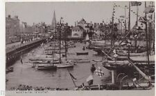 Lowestoft, Yacht Basin, 1907 Ettlinger Postcard, B498