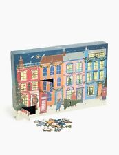 Marks And Spencer 25 Days Of Christmas Jigsaw Advent Calender 500 Piece