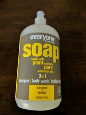Everyone 32oz 3in1 Soap Brand New