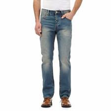 RJR.John Rocha Blue Relaxed Fit Denim Jeans W28 L32 TD078 ii 12