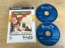 Might and Magic 6 VI: The Mandate of Heaven (PC CD) Game - Retro RPG Heroes