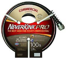 "(3) ea Teknor-Apex 8844-100 5/8"" x 100' ft Neverkink Commercial Duty Garden Hose"