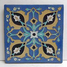 California Faience Vintage Tile