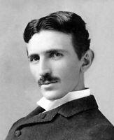 """RADIO TESLA Poster Nikola Tesla Giclee Print 12 x 17/"""""""