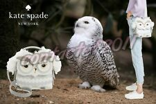 Last One Kate Spade NY Starbright Owl Leather Top Handle Satchel Bag