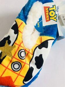 Brand new boys cosy slipper socks, size 9-12, age 3-6 years