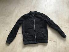 Black jacket medium Boohoo man used
