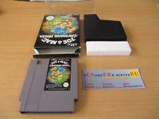 Nes Nintendo juego, Joe & Mac, Caveman Ninja, Deutsche pal * embalaje original * * rar * * top *
