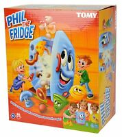 Tomy Phil the Fridge Preschool Family Game NEW