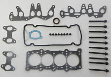 Head gasket set bolts panda uno cinquecento punto seicento 1.0 1.1 1.2 8V 1985on