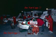 Toyota Celica Turbo 4WD Works Team Monte Carlo Rally 1993 Photograph 1