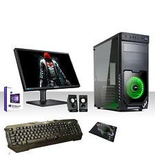 """PC DESKTOP COMPLETO QUAD CORE WINDOWS 10/WIFI/HD 1TB/RAM 8GB/MONITOR 22"""""""
