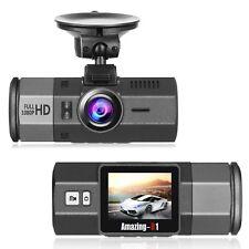 Camara Para Carro Car Dashboard Camera 170°Angle Night Version Loop Recording Fu