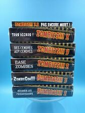jeu de societe carte plateau figurine lot zombies 2 9 X 3.5 humains 3 2