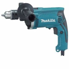 Makita HP1630 Impact Drill Driver - Powerful 710w Motor with Soft Grip