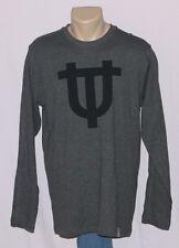 Nike Texas Longhorns Thermal Long Sleeve Shirt Charcoal LRG