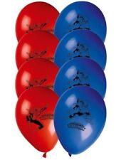 Festoni, ghirlande e striscioni blu per feste e party, tema Spider-Man