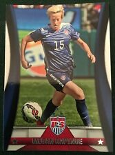 2015 Panini Megan Rapinoe Card USWNT USA Soccer