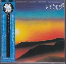 SKY: 2 RARE JAPAN MINI LP 2 CD CARDBOARD LIKE NEW ARC-7177/78
