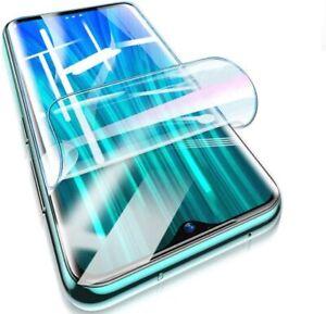 Hydrogel Film Protection écran pour Huawei P20/P30/P40/Lite/Pro/P Smart Z/Honor