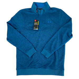 Under Armour UA Storm 1/4 Zip Mens Md Pullover Golf Shirt Jacket Sweater NWT