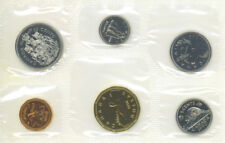Canada 1990 Proof Like PL Coin Set NO Envelope NO COA