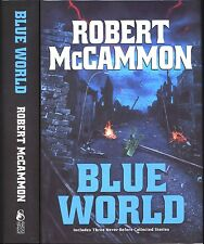 Blue World (Story Collection) Robert McCammon (Swan Song) HC Subterranean Press