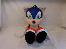 Sonic The Hedgehog Plush Doll Large 21'' Blue sega Sonic Stuffed