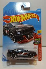 2019 Hot Wheels 2005 FORD MUSTANG - HW GAME OVER 5/5 Long Card.