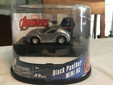 Marvel Black Panther Mini RC Radio Control Car 7 Functions New