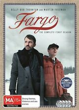 Fargo : Season 1 (DVD, 2014, 4-Disc Set) TV series, Billy Bob Thornton, sealed