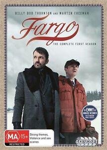 Fargo : Season 1 (DVD, 2014, 4-Disc Set)