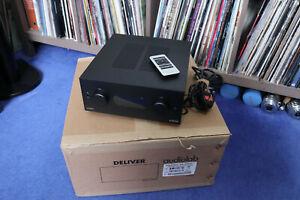Audiolab M-DAC+ Plus Hi-Res DAC - Black current RRP £799 - Box/remote/manual