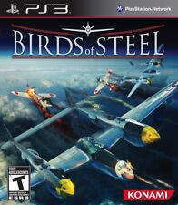 Birds of Steel PS3 New