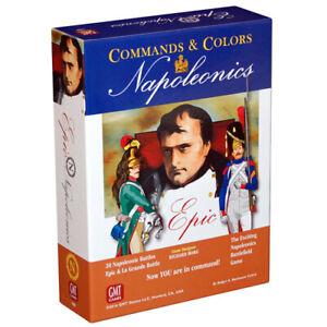 Commands and Colors: Napoleonics - EPIC Napoleonics