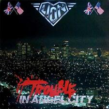 Lion - Trouble In Angel City (NEW CD)
