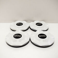 MINI R56 Wheel Center Hub Caps 4X Set 6771412 NEW GENUINE