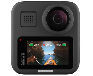 GoPro - MAX 360 Degree 6K Action Camera - Black