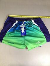Borah Teamwear Womens Team Run Running Shorts Size Xl Xlarge (6910-130)