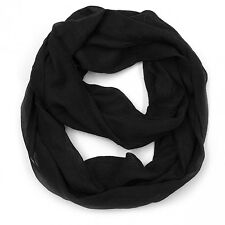 Women Men Unisex LightWeight infinity Scarf Scarves Print Design Muffler Brushed