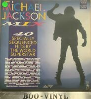 MICHAEL JACKSON the Michael Jackson Mix SYTLUS MUSIC 2LPs gatefold SMR 745 Ex+