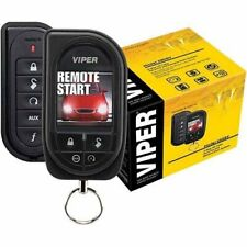 VIPER 5906V 2 WAY COLOR SCREEN REMOTE ALARM/ REMOTE START SYSTEM Up To 1 MILE