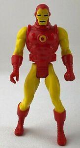 "1984 Mattel Secret Wars Iron-Man Action Figure 4.5"" Marvel Comics Vintage"