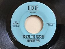 Freddie Vel Come On In Blues / You're The Reason: Dixie Records USA Free UK Post